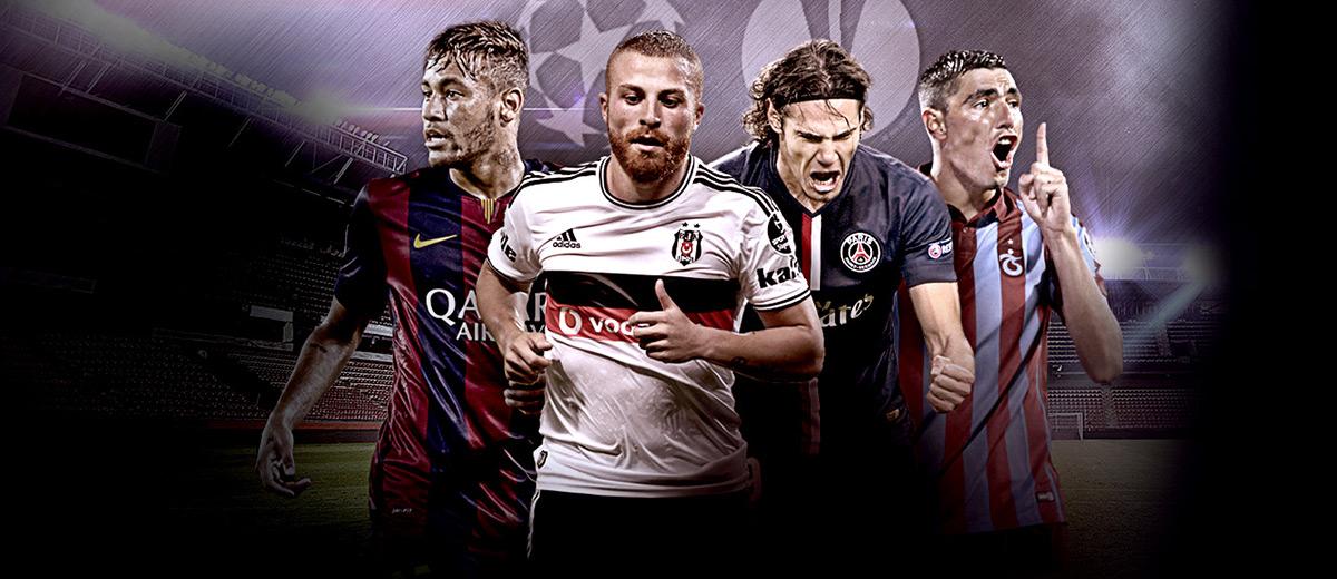 Avrupa Kupaları Bets10 Oranları