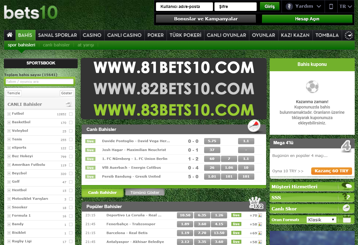 81Bets10 - 82Bets10 - 83Bets10