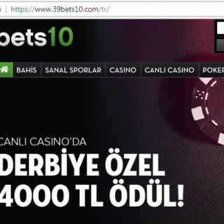 39Bets10