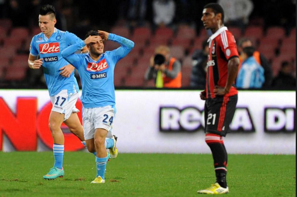 Napoli - Milan Maçı Banko Bahis Tahmini 18.11.2017